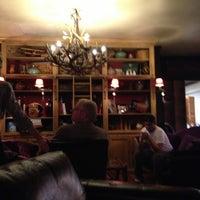 Photo taken at Hôtel-Restaurant Mercator by Jaime P. on 2/21/2013