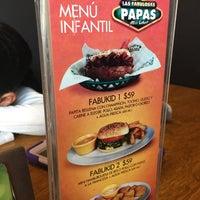 Photo taken at Las Fabulosas Papas Irapuato by Luigi C. on 1/13/2018