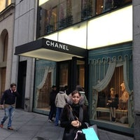 Photo taken at Chanel by Valentina S. on 12/27/2012