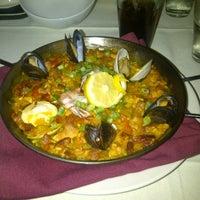 Photo taken at Bistro Mediterranean & Tapas Bar by Karina C. on 7/19/2013