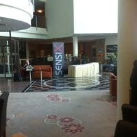 Das Foto wurde bei Sheraton Munich Airport Hotel von Jorgos L. am 4/24/2013 aufgenommen