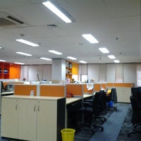 Photo taken at Bank Danamon Indonesia by Bagus D. on 3/11/2013