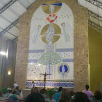 Photo taken at Paróquia Nossa Senhora da Conceição by Deybson O. on 2/19/2013