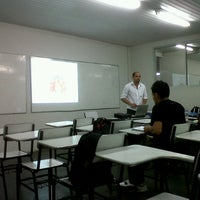 Photo taken at Faculdades Integradas Ipiranga by Deybson O. on 9/18/2012