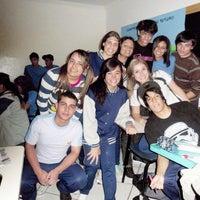 Photo taken at Colégio Adventista by Pamella B. on 1/30/2014