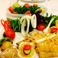 5/8/2014 tarihinde Kadir ÖZHANziyaretçi tarafından Saki Restaurant'de çekilen fotoğraf