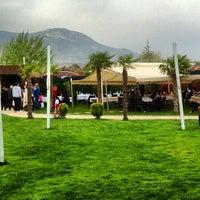 4/7/2013 tarihinde Kadir ÖZHANziyaretçi tarafından Saki Restaurant'de çekilen fotoğraf