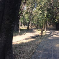 Photo taken at Running Park del Convento by Pao O. on 12/20/2016