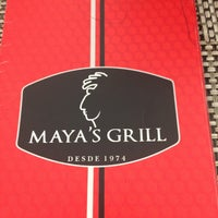 Photo taken at Maya's Grill by Pao O. on 12/29/2016