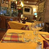 "Photo taken at Hosteria Tipica Milanese ""La Cadrega"" by Carlos S. on 12/14/2014"