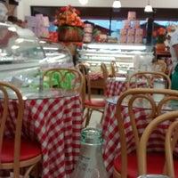 Photo taken at La Roma Bakery by Carlos S. on 11/9/2014