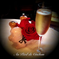 Photo taken at Au Pied de Cochon by Miguel S. on 9/30/2012