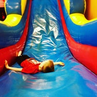 Photo taken at Pump It Up by Melissa L. on 1/22/2017