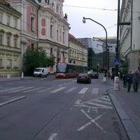 Photo taken at Národní třída by Evgeny N. on 5/30/2013