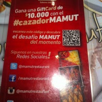 Photo taken at Mamut by Marcy S. on 3/6/2013