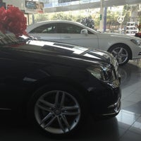 Photo taken at Mercedes-Benz Hermer by Luis S. on 11/16/2012
