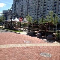 Photo taken at Harbor Point Farmer's Market by EArchitect on 6/15/2014