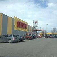 Photo taken at Selver - Kohtla-Järve by Artik L. on 5/5/2013