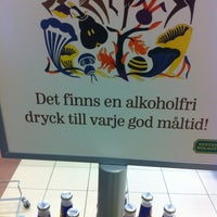 Photo taken at Systembolaget by Magnus J. on 10/12/2012