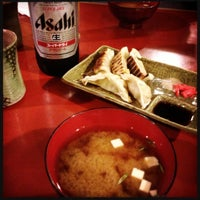 Photo taken at Norikonoko Japanese Restaurant by José R. on 11/16/2012