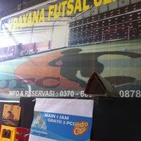 Photo taken at Udayana Futsal Centre (UFC) by fedy f. on 5/7/2013