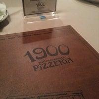 3/29/2013 tarihinde Carlos M.ziyaretçi tarafından 1900 Pizzeria'de çekilen fotoğraf