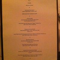 Photo taken at Quatrefoil Restaurant by Adrianna F. on 11/1/2012