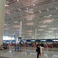 Photo taken at Terminal 3-C by Jacob Heejeong Y. on 6/8/2013