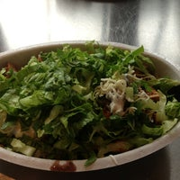 Photo taken at Chipotle Mexican Grill by Amber C. on 6/29/2013