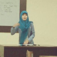 Photo taken at Gedung IV FIB by Anna D. on 4/27/2013