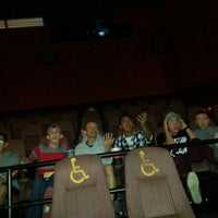 Photo taken at Cinemark Parker Square 14 by Timothy G. on 11/24/2012