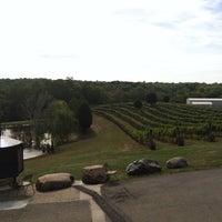 Photo taken at Vinoklet Winery & Vineyard by Amanda M. on 9/15/2013