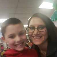Photo taken at Magee Elementary by Nicole M. on 3/2/2016