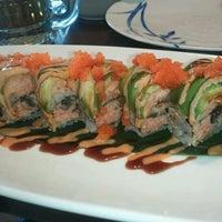 Photo taken at Thai Green & Sushi by Craig W. on 1/20/2013