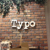 Photo taken at Typo by Nena S. on 6/5/2013