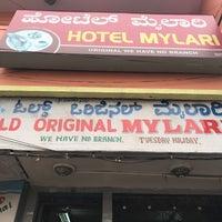 Photo taken at Mylari dose hotel (old) by G K. on 12/2/2017