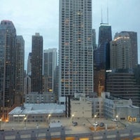 Photo taken at Homewood Suites by Hilton Chicago-Downtown by Amit K. on 1/13/2013