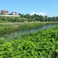 Photo taken at Озерцо by Drif D. on 8/5/2013