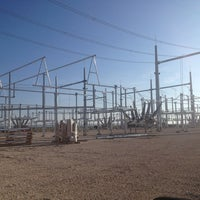 Photo taken at Long Draw Substation by Ivan S. on 7/23/2013