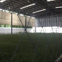 Photo taken at The Hattrick Football Club by t('O')Rr ^. on 7/20/2013