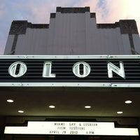 Photo taken at Colony Theater by bill r. on 4/30/2013