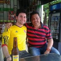 Photo taken at Cafetería El Negro Mingo by Juan Pablo O. on 6/7/2013