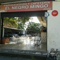 Photo taken at Cafetería El Negro Mingo by Juan Pablo O. on 1/2/2013