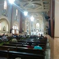 Photo taken at Igreja Matriz São Roque by Charles R. on 6/10/2017