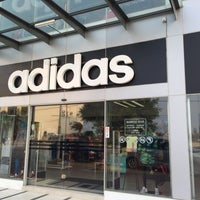Photo taken at Adidas Concept Store Kuala Terengganu by Superr d. on 10/15/2015