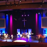 Photo taken at First Christian Church Owasso by Goldie W. on 9/30/2012