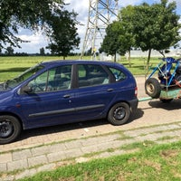 Photo taken at Rustplaats Moerkerken by Casper v. on 8/20/2016