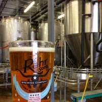 Photo taken at Rahr & Sons Brewing Co. by Daniel T. on 8/10/2013