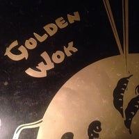 Photo taken at Golden Wok Chinese Restaurant by Shellie B. on 9/22/2013