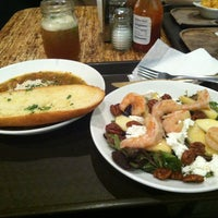 Photo taken at Bayou Bakery, Coffee Bar & Eatery by Michael G. on 9/27/2012